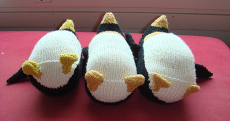 Christmas Penguin Patterns - 4600 Free Patterns